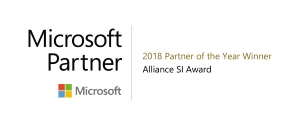2016 Microsoft Partner of the Year
